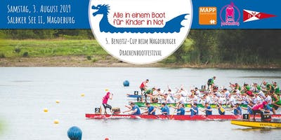 5. Magdeburger Benefiz-Drachenboot-Cup