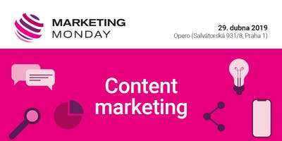 MARKETING MONDAY - Content marketing