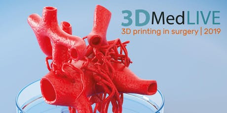 3DMedLive 2019 - 3D Printing in Surgery tickets