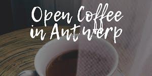 OPEN COFFEE IN ANTWERP