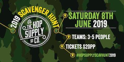 Hop Supply Scavenger Hunt 2019