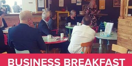The Brick Business Breakfast tickets