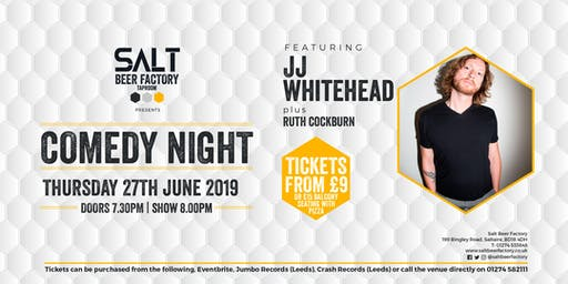 Kill For A Seat Comedy with JJ Whitehead