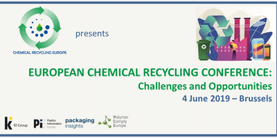 EUROPEAN CHEMICAL RECYCLING CONFERENCE: Challenges and opportunities