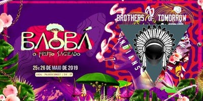 Excursão B.O.Ts Baobá Festival