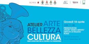 Atelier Arte Bellezza Cultura Roma