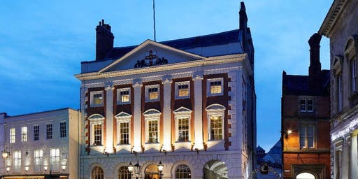 The York Mansion House Ghost Hunting Event