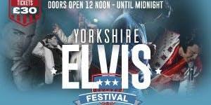 The Yorkshire Elvis Festival