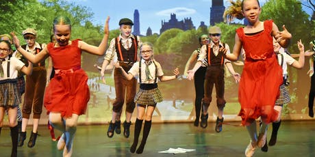 4 prachtige shows door Balletstudio Cinderella op 15 & 16 juni! tickets