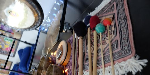 Gentle Yoga and Gong Bath Saturday 29th June 2019