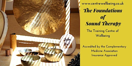 The Foundations of Sound Therapy Practitioner