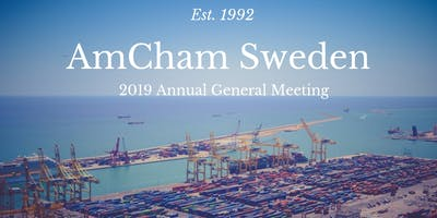 AmCham Sweden 2019 Annual General Meeting