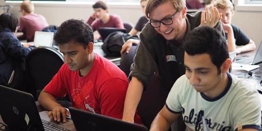 Summer Schools: Coding in 3D (age 16–18)