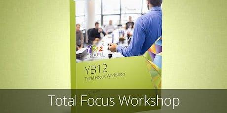 Total Focus Workshop tickets