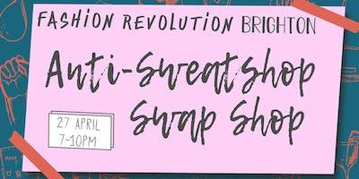 Anti-Sweatshop Swap Shop Fashion Revolution Week