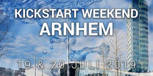 Kickstart weekend Arnhem - 19 en 20 juli 2019