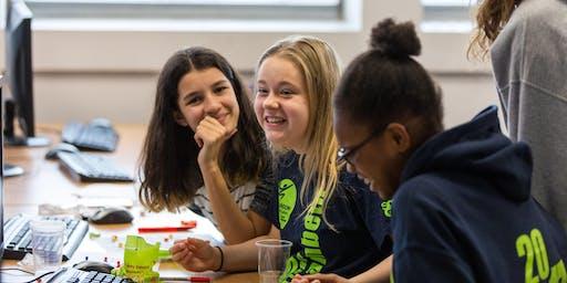 Summer Schools: Byte-sized computing (age 13–15)