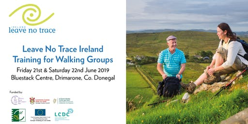 Leave No Trace Ireland Training For Walking Groups in Donegal