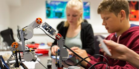 Summer Schools: Introduction to robotics (age 14–18) tickets