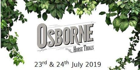 Osborne Horse Trials tickets