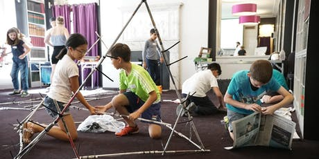 Summer Schools: Building with STIXX (age 7–9) tickets
