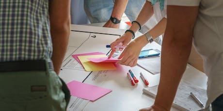Basics agile Methoden: Design Thinking Workshop Tickets