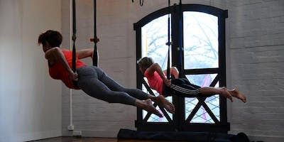 Sunday May 5th Intro to Aerial Yoga Taster