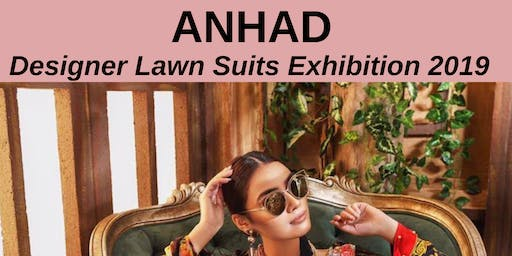 Designer Lawn Suits Exhibition 2019