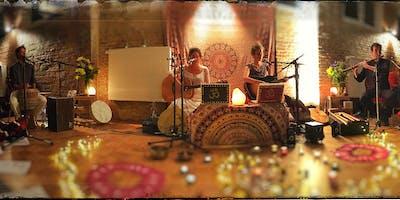 SOIREE MANTRAS : Spécial enregistrement Live !