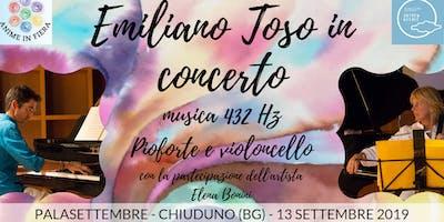 Emiliano Toso in concerto
