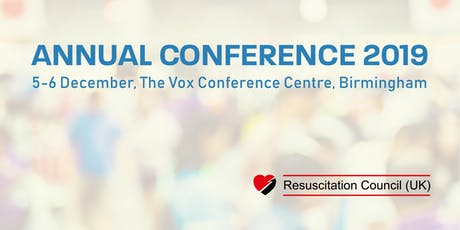 RC (UK) Conference 2019 tickets