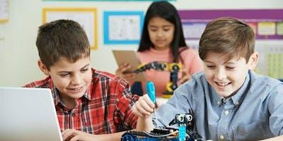 Junior Robotics and Foundation of Robotics- After School Program