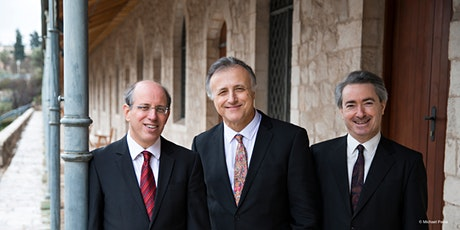 Concert - Trio Shaham Erez Wallfisch - piano trio tickets