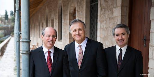 Concert - Trio Shaham Erez Wallfisch - piano trio