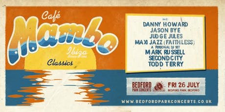 Cafe Mambo Ibiza Classics in Bedford Park tickets