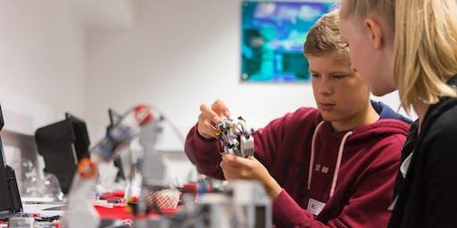 Summer Schools: Exploring Mars (age 10–12)
