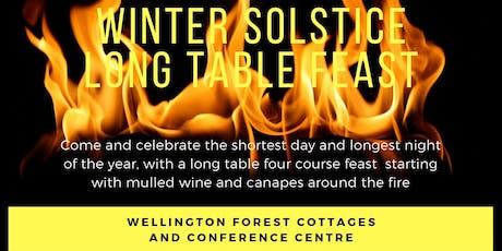 Winter Solstice Long Table Feast tickets