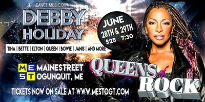 Debby Holiday Sings the Queens of Rock