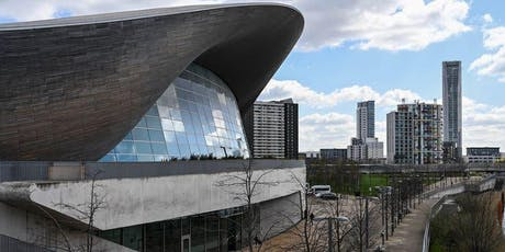 London Photo Walk - Olympic Park Stratford tickets