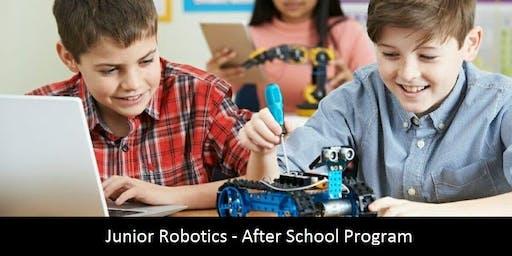 Junior Robotics - After School Program-Haileybury Brighton