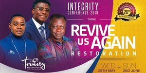 Integrity Conference 2019