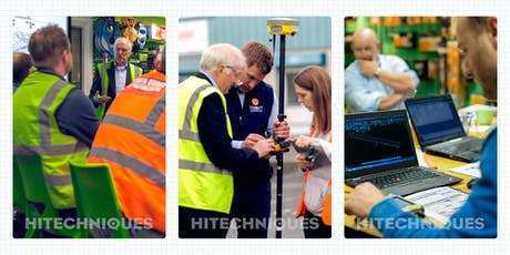 GPS / GNSS Training Course For Surveyors And Construction Engineers tickets