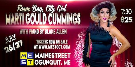 Marti Gould Cummings - Farm Boy, City Girl tickets