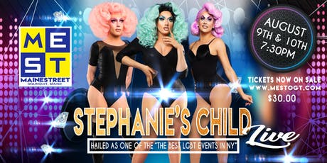 Stephanie's Child Live tickets
