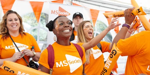 MS Walk London 2019