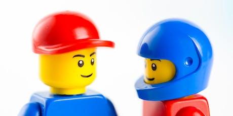 LEGO® Serious Play® Feierabend-Schnupperworkshop in München-Schwabing Tickets