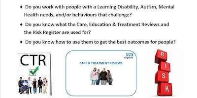 Care and Treatment Review Training Workshop Northampton - 3rd June