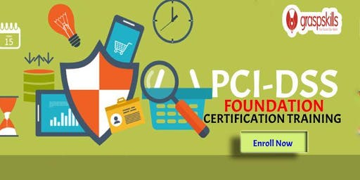 PCI-DSS Foundation Certification Training in London, ON,Canada