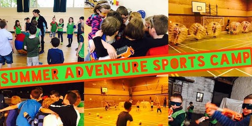 INVERNESS SUMMER ADVENTURE SPORTS CAMP FULL WEEK 15TH OF JULY-19TH OF JULY