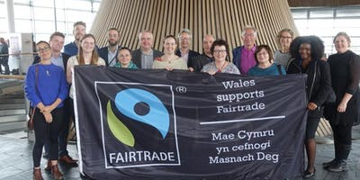 International Fair Trade Towns Conference 2019 - Cynhadledd Rhyngwladol M.D